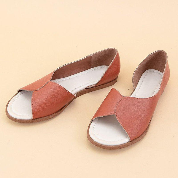 Women Petal Design Sandal Shoes