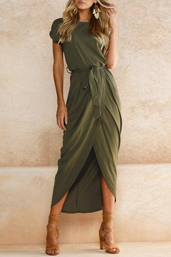 GirlOnStyle After Midnight  Casual Maxi Dress