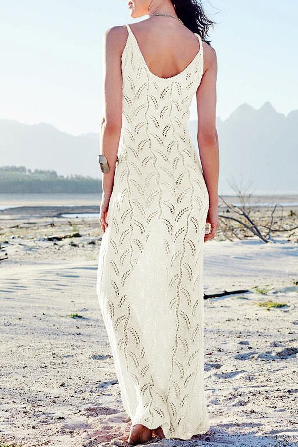 Pure Life Lace Cover Up