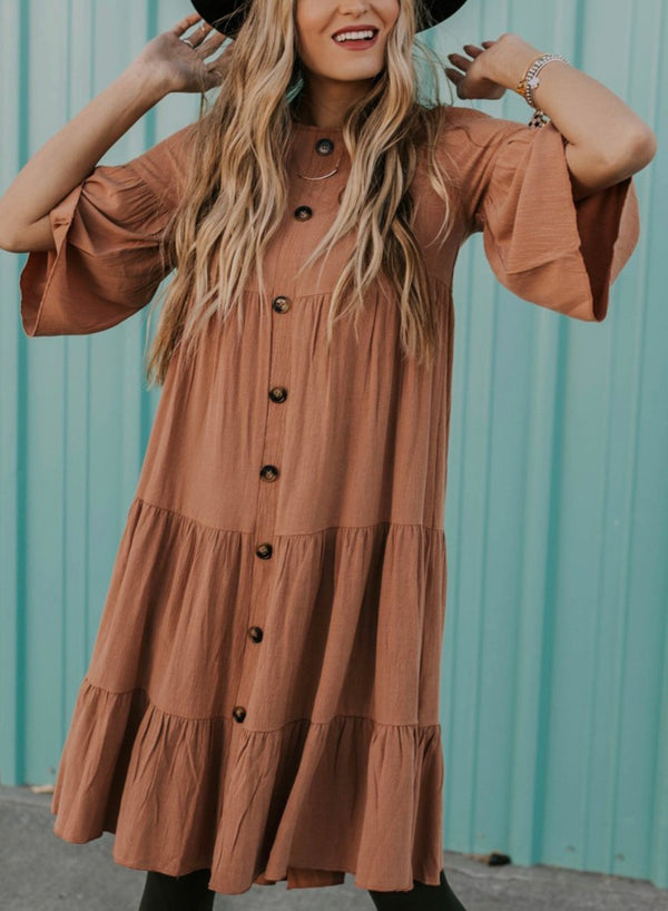 Belize Boho Dress