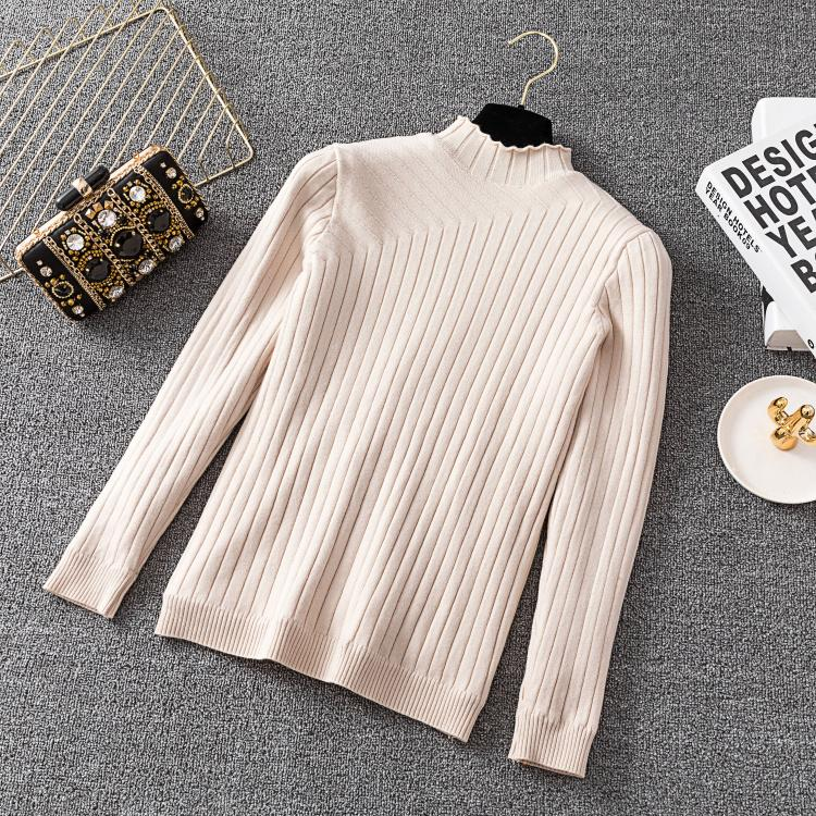 Thickened Pit Knit Plush Sweater