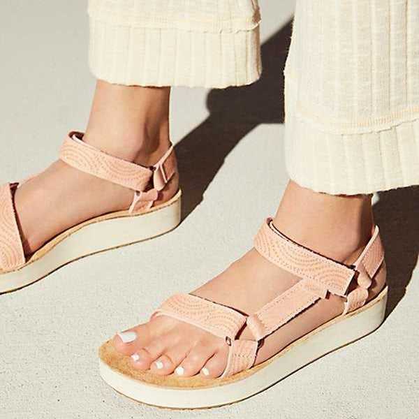 Women's Casual Magic Tape Sandals