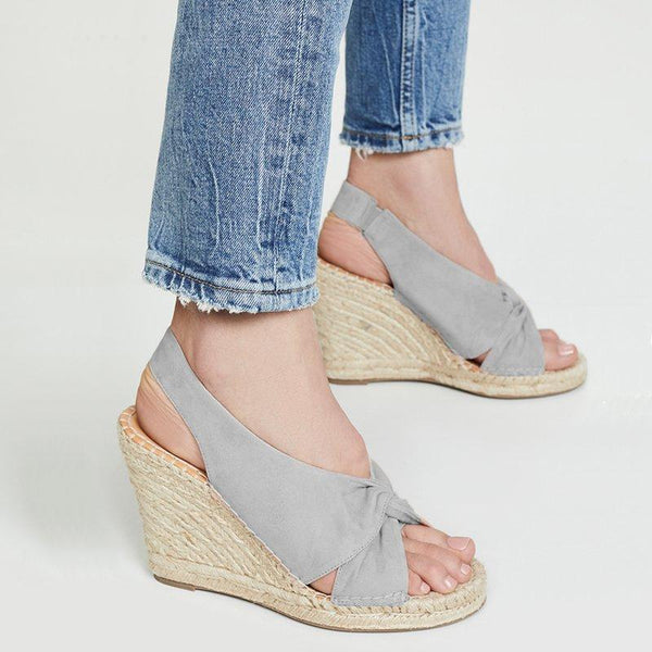 Wedges Heel Open Toe Casual Sandals