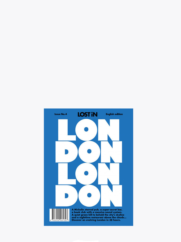 Lost iN London Issue