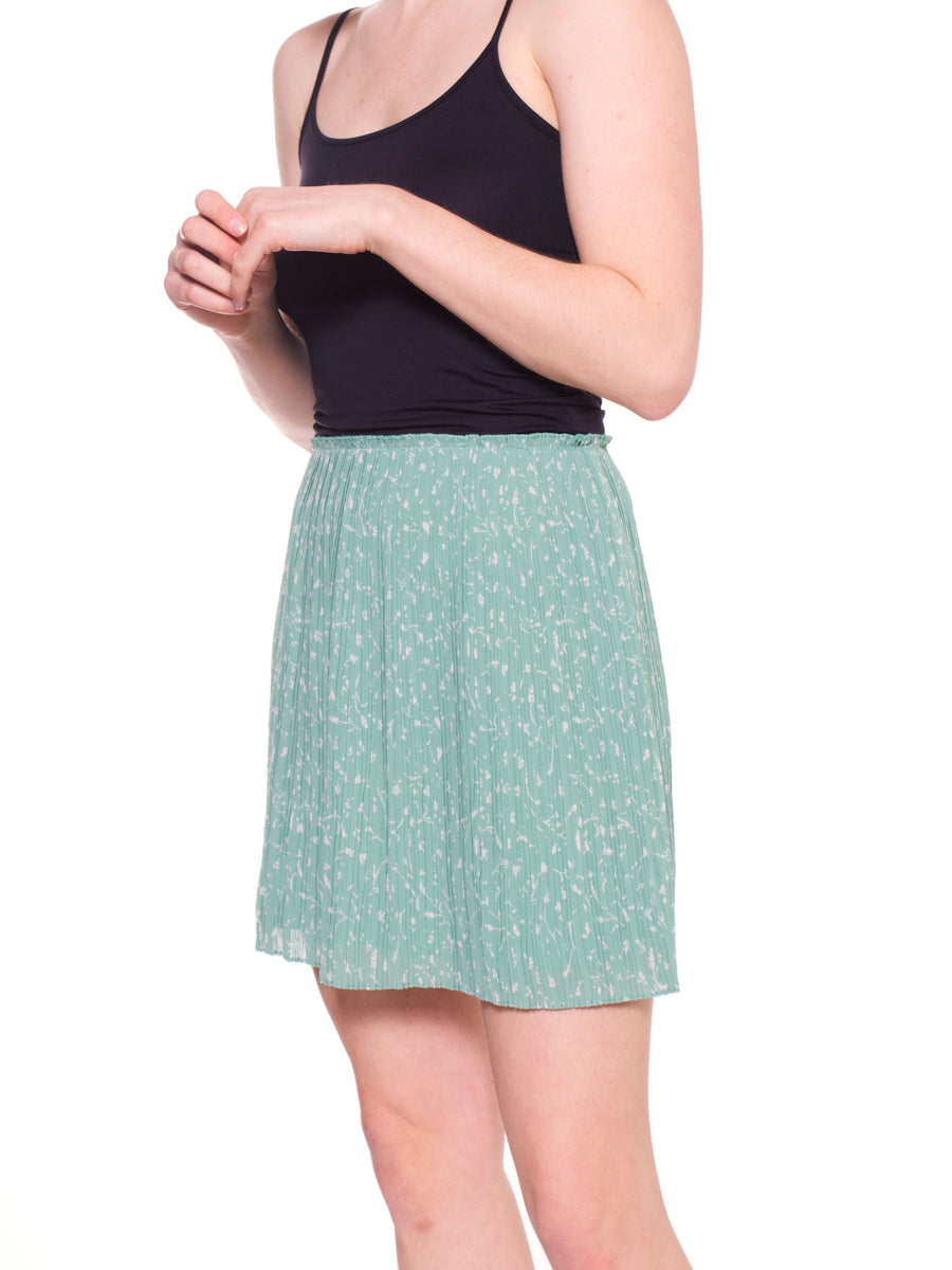 Lia Short Skirt AOP
