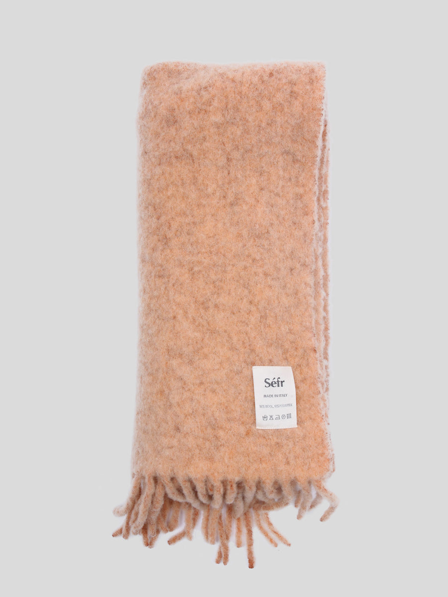 Scarf Apricot