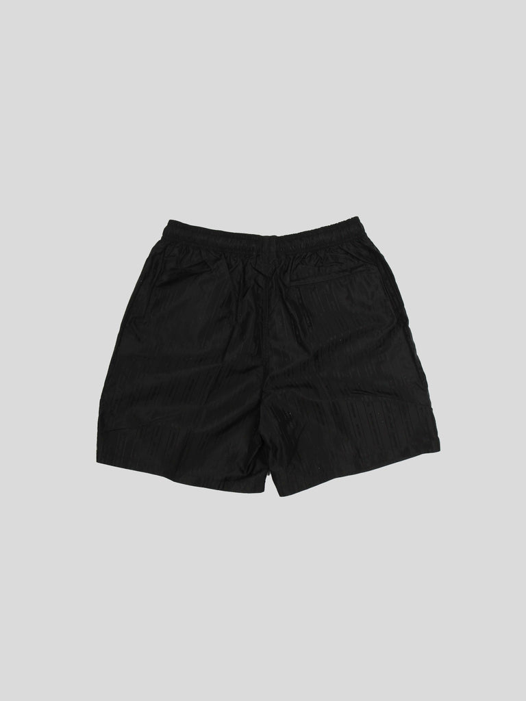Jacquard Nylon Short