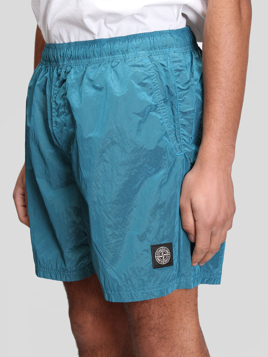 Nylon Metal Swim Short