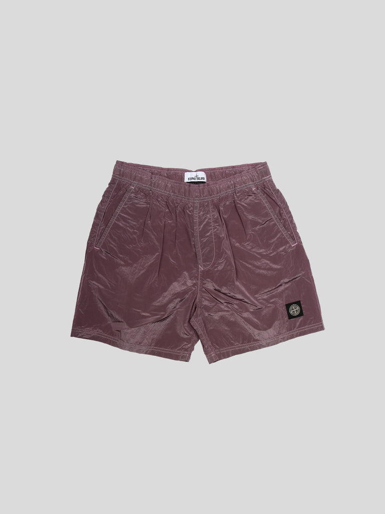 Nylon Metal Swimming Trunks