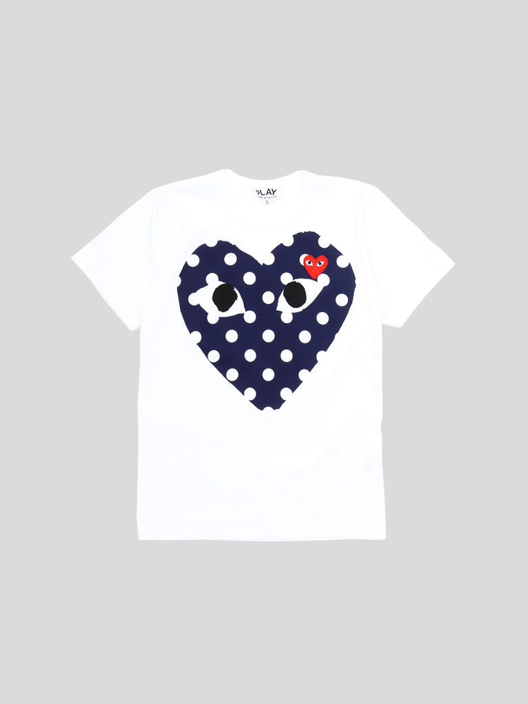 W Play Polka Dot T-Shirt