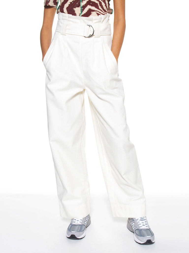 Chino Belt Pants