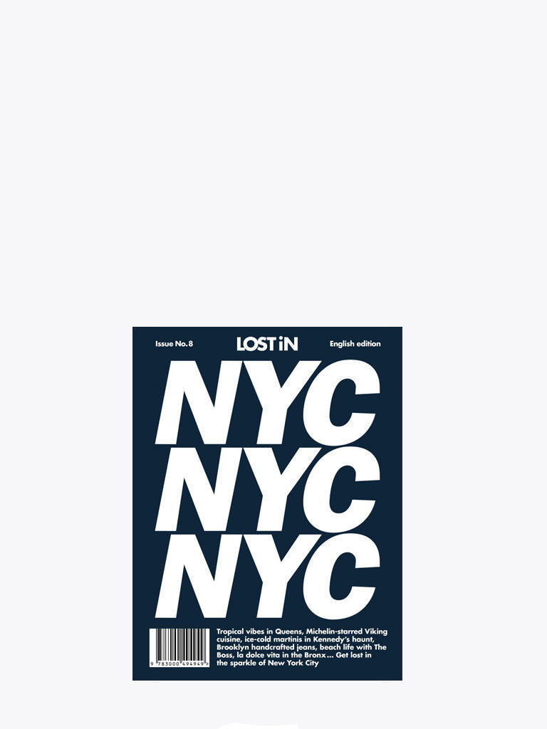 Lost iN NYC Issue