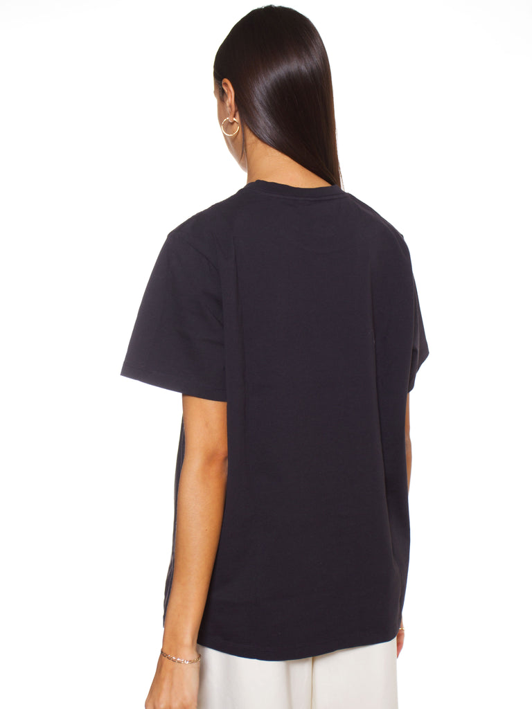 Basic Cotton Jersey T-Shirt