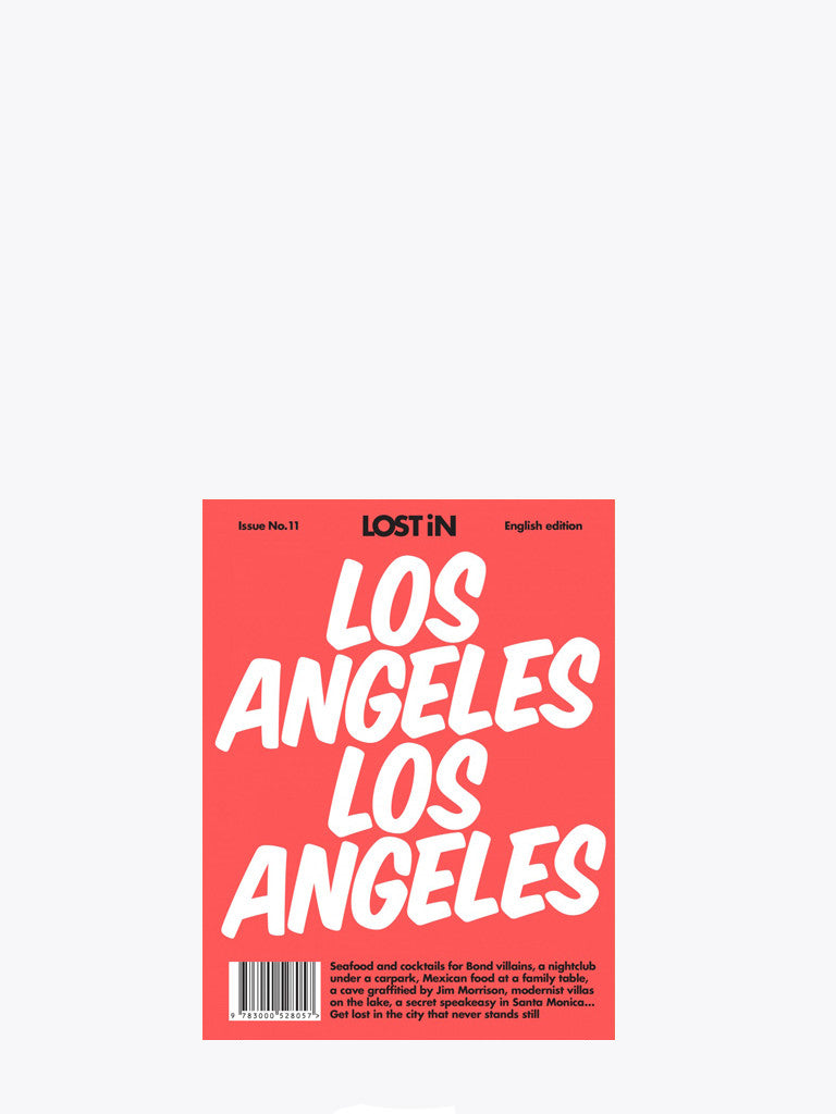 Lost iN Los Angeles Issue