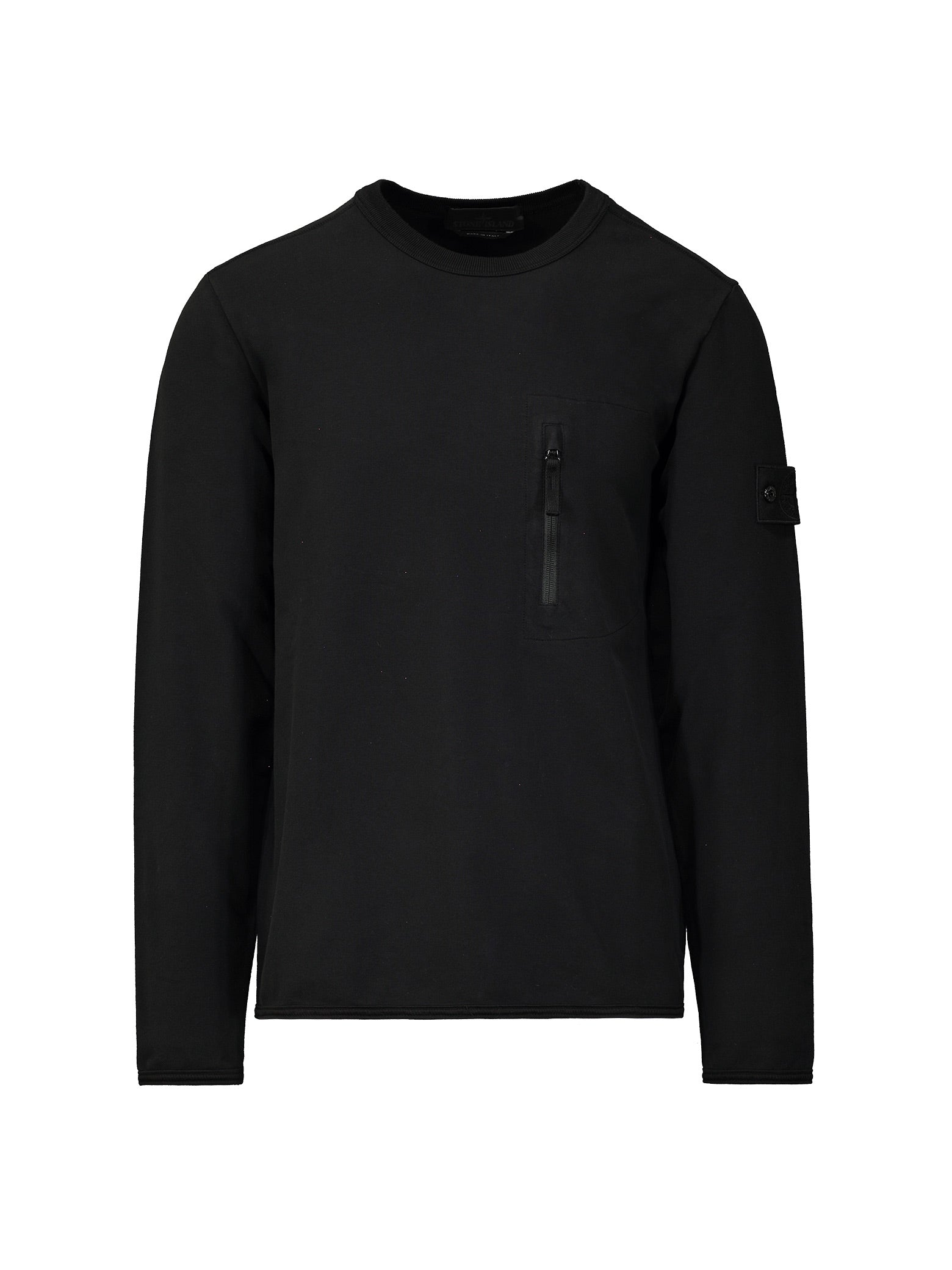 Zip Pocket Sweatshirt