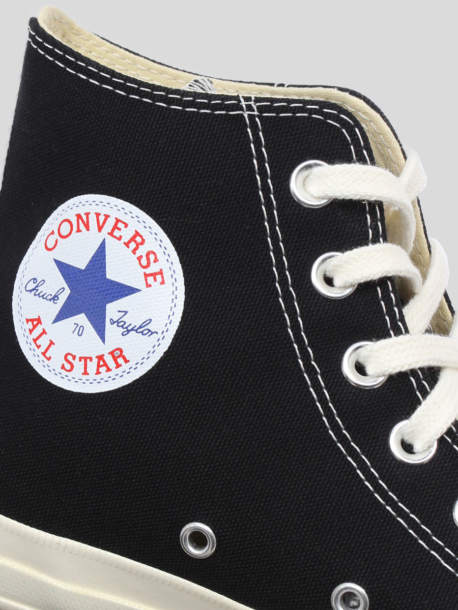 Play Red Heart Converse Chuck All Star '70 High