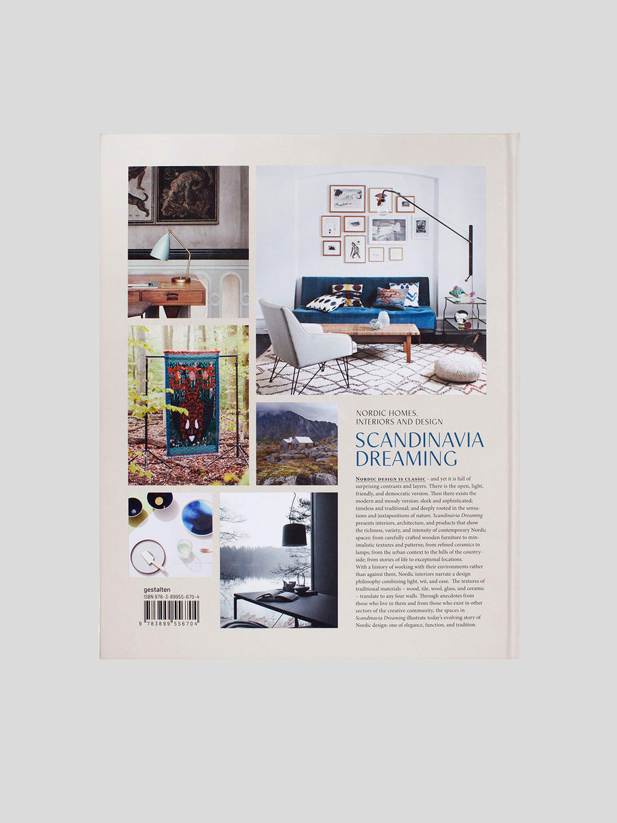 Nordic Homes, Interiors and Design : Scandinavia Dreaming