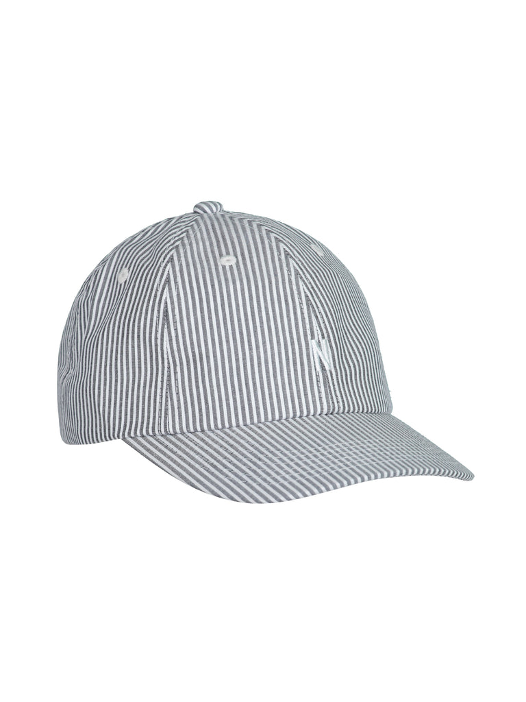 Seersucker Sports Cap