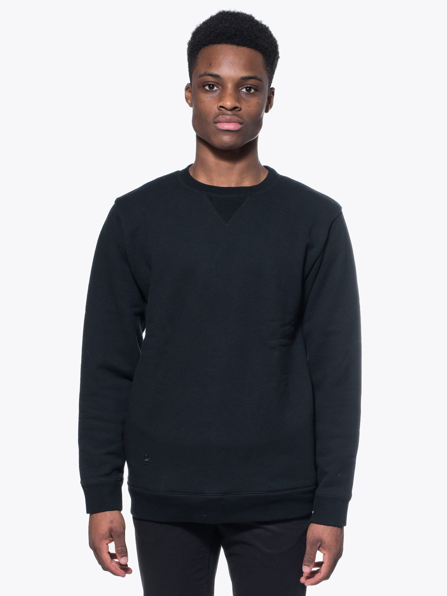The Seconds Crewneck