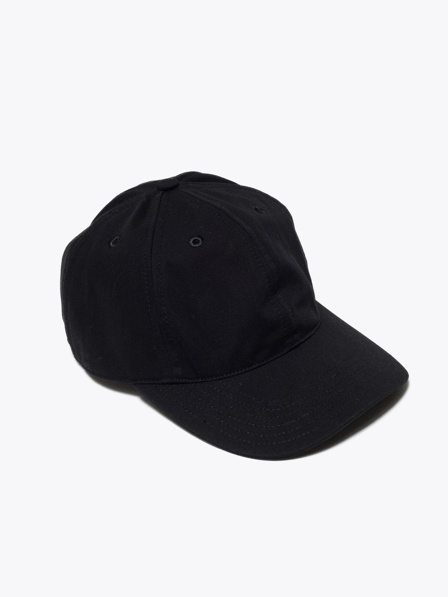 Stretch Woven 6-Panel Hat