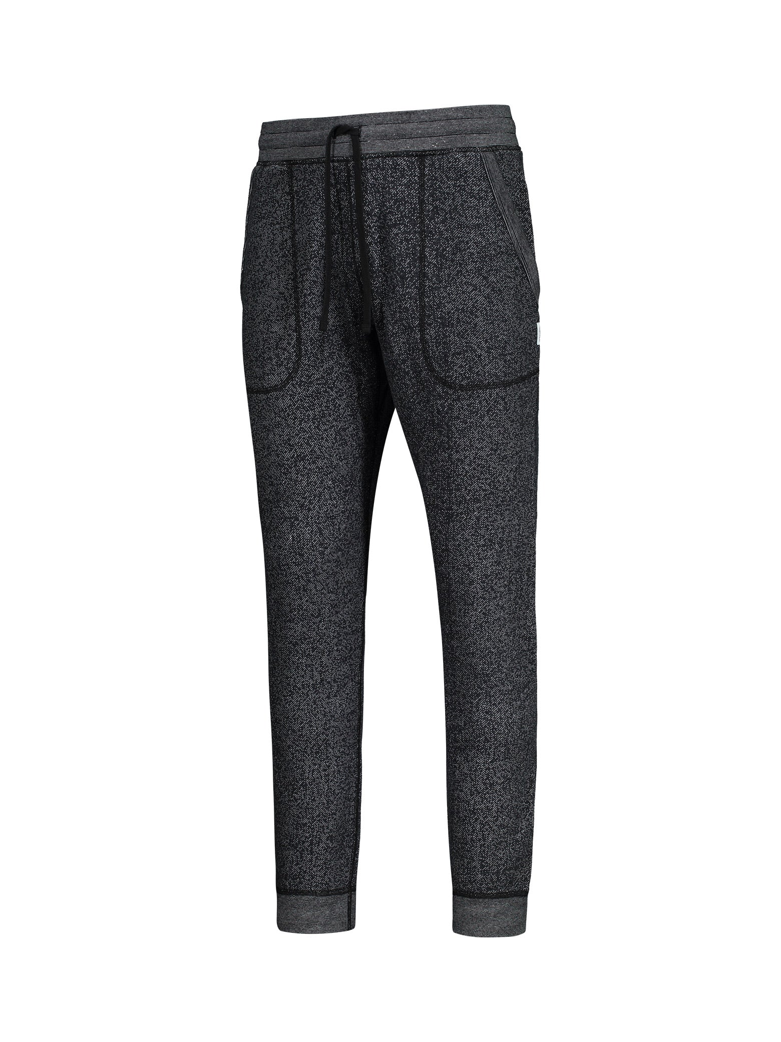 Knit Tiger Fleece Slim Sweatpant