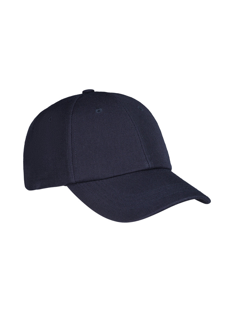 Woven Classic 6 Panel Hat