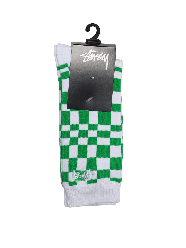 Sabi Checker Jacquard Socks