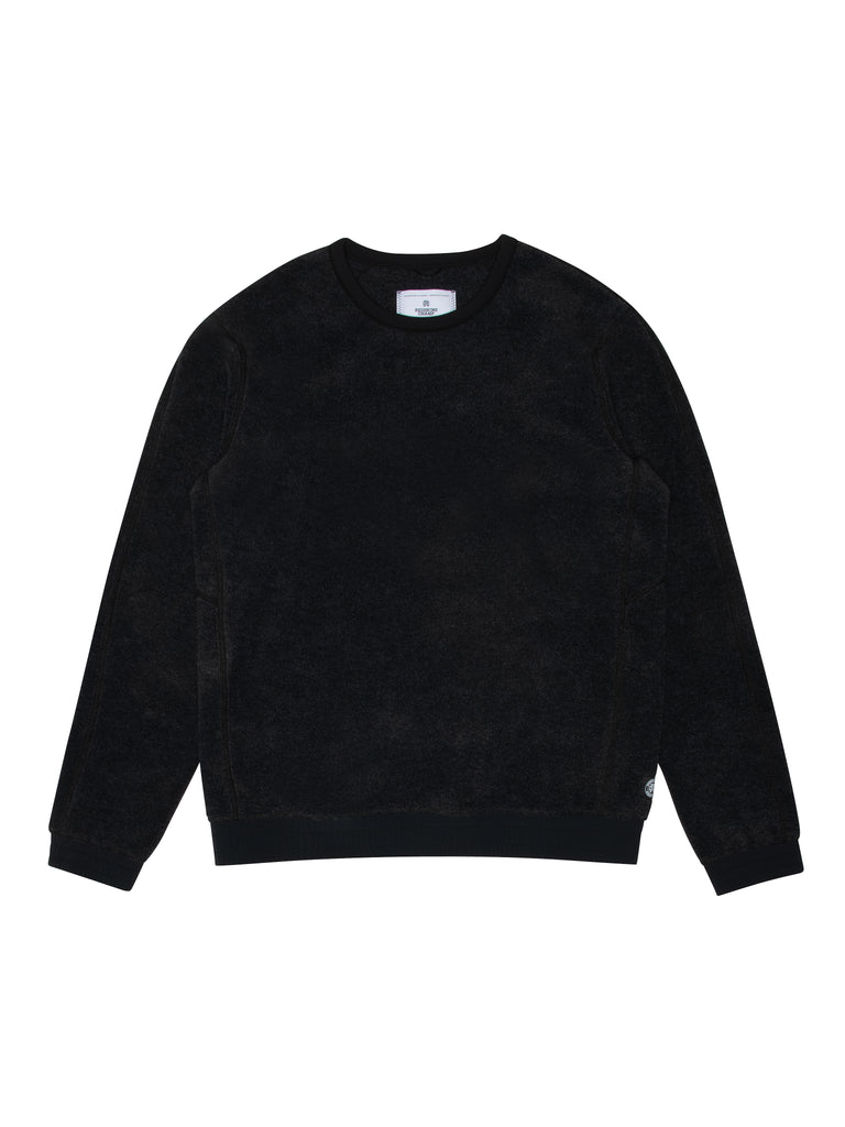 Knit Polartec Fleece Crewneck