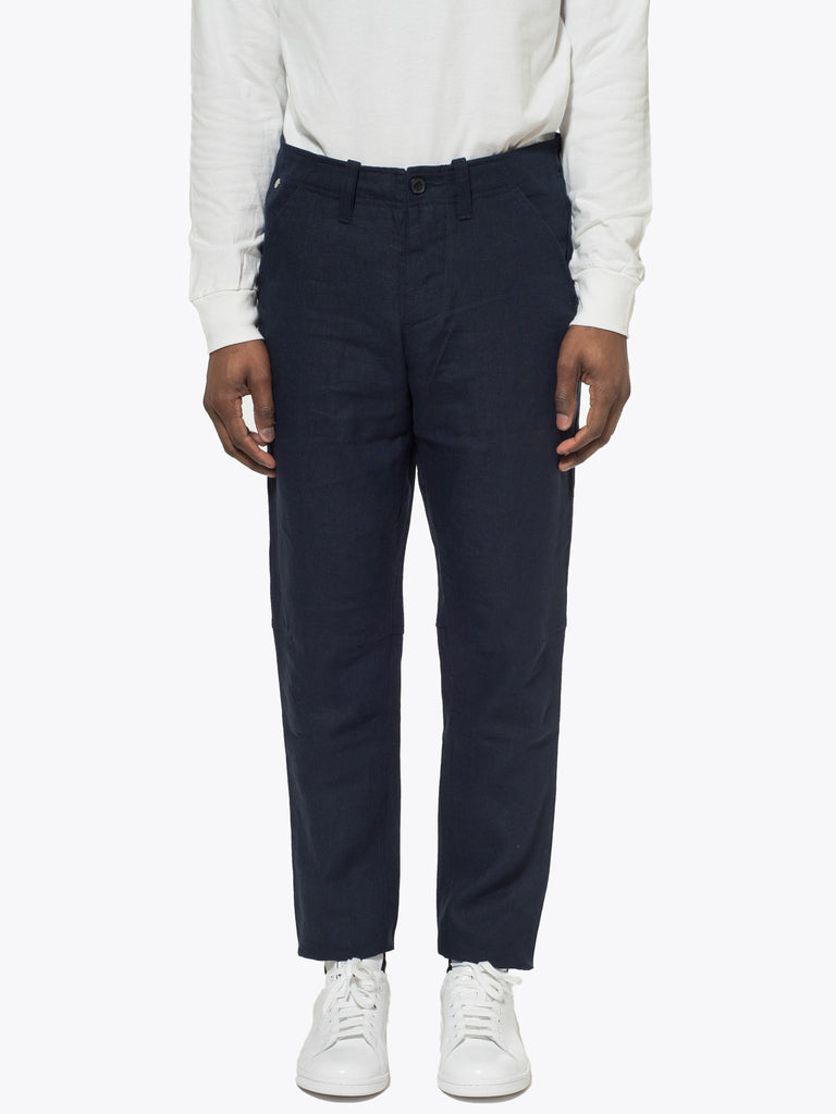 Washed Linen BDU Pant