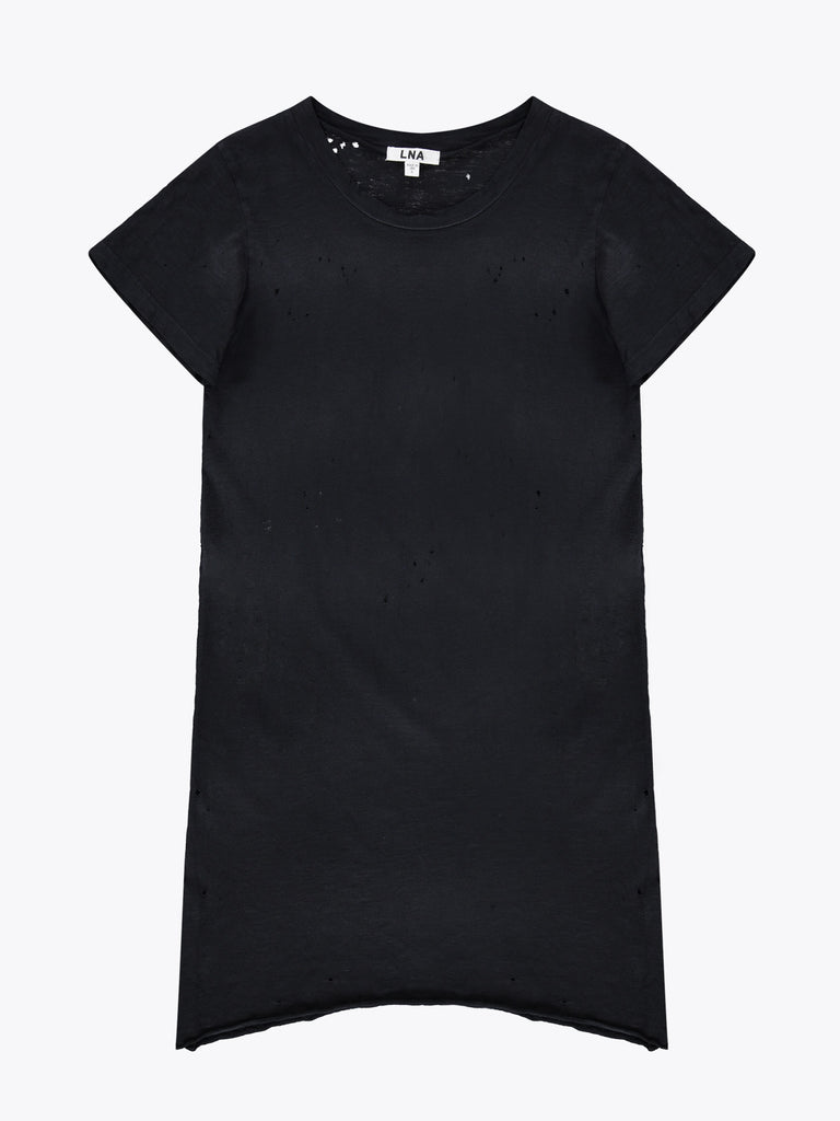 Destroyed Tee Dress
