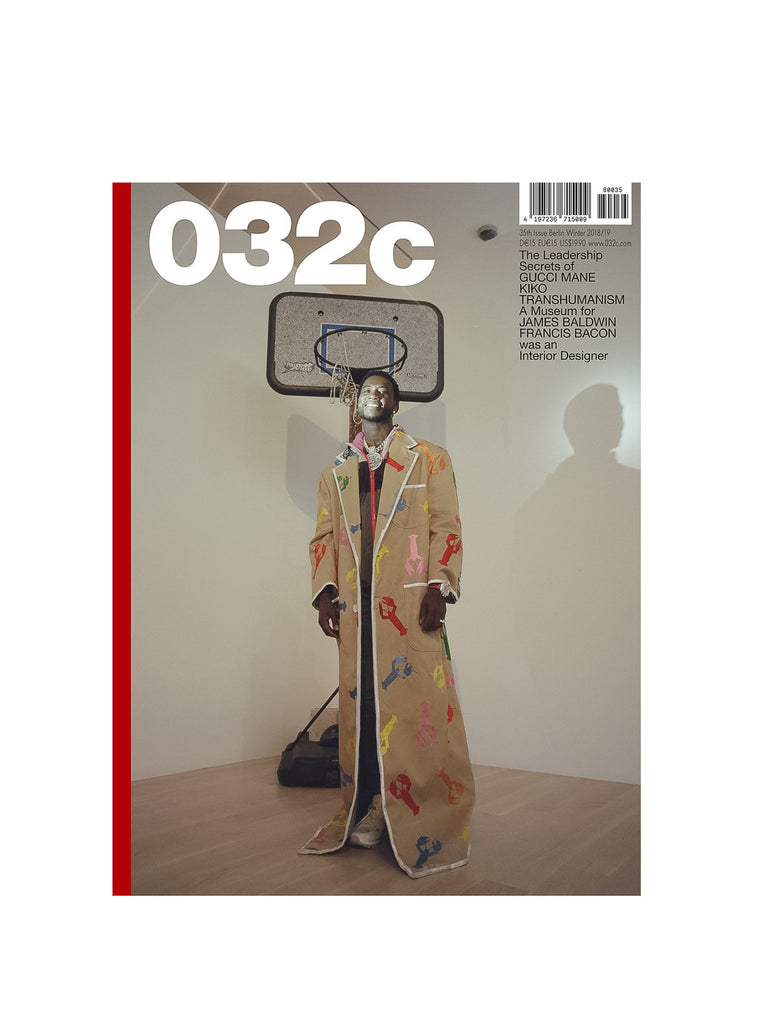 032c Magazine Issue 35