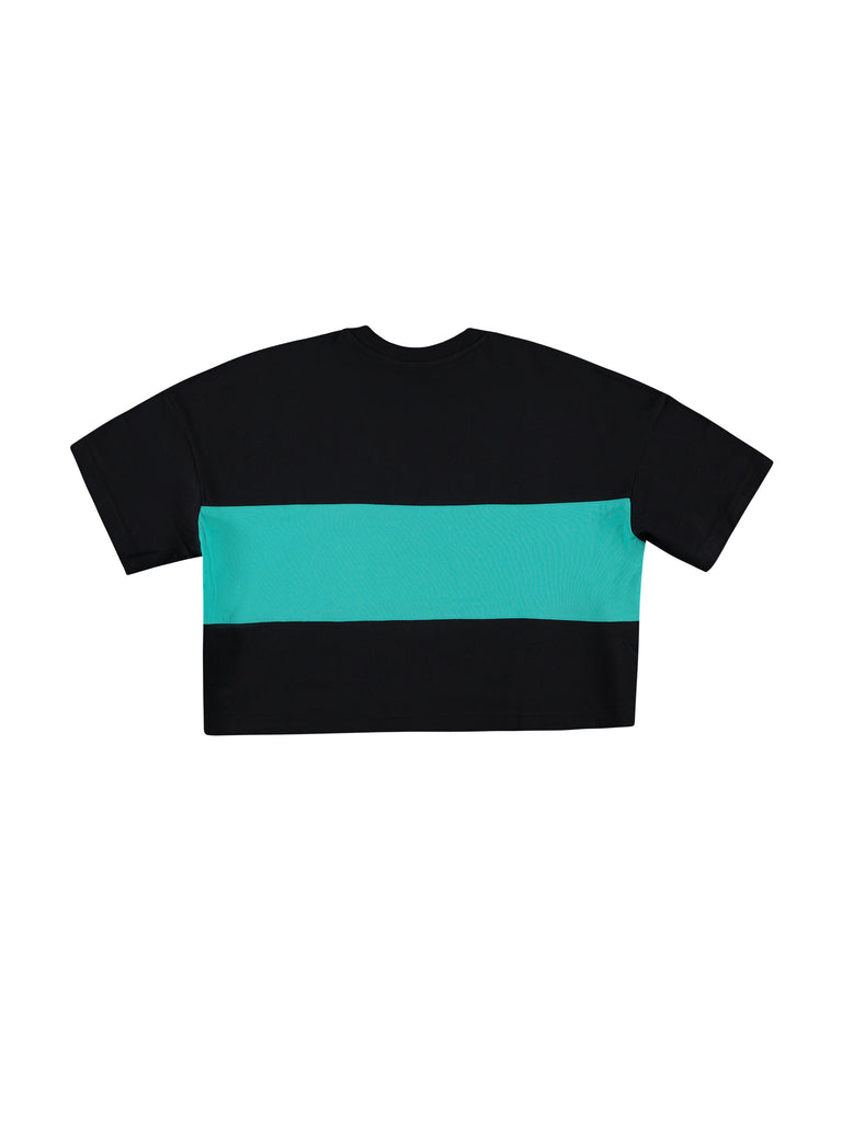CL V-P Cropped Tee