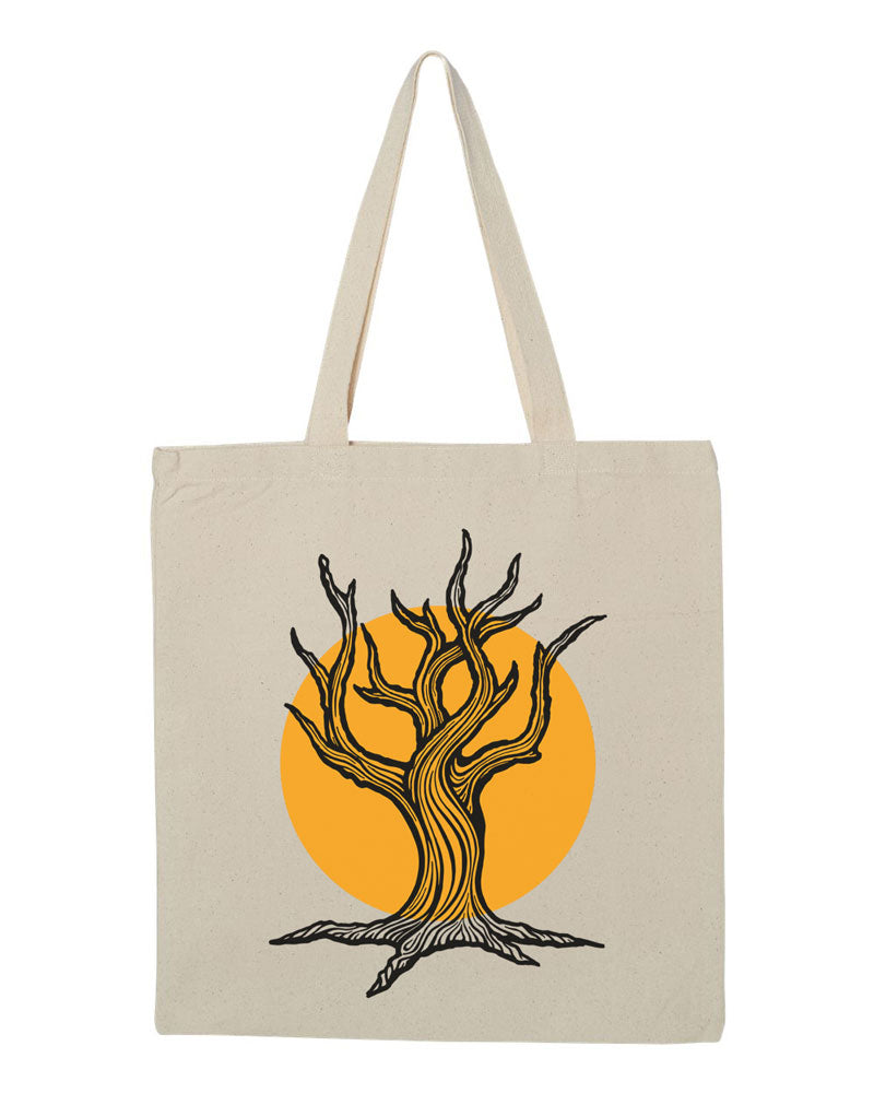 Driftwood Logo - Tote