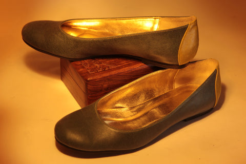 MaryJ'yEllow Nawal Jes Flats
