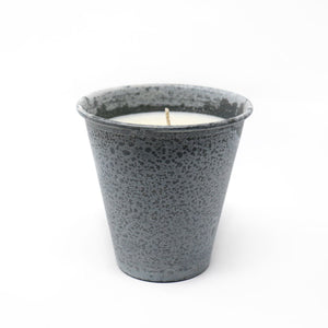 Unscented Tin Candle
