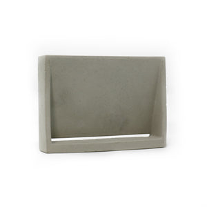 Concrete Soap Dish Square