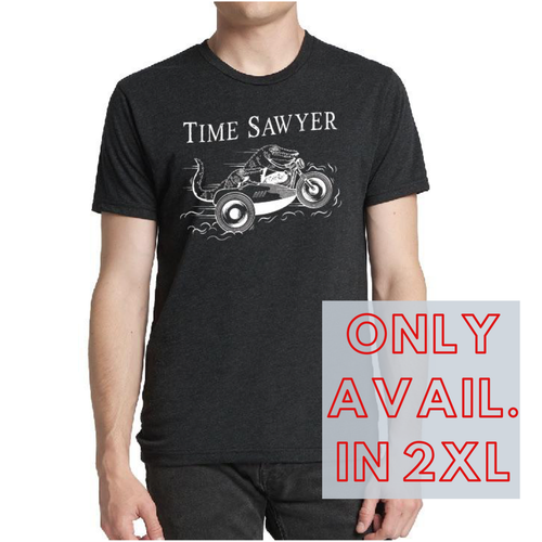 "Time Sawyer ""Gator Boys"" - Short Sleeve T-Shirt [Made in USA]"