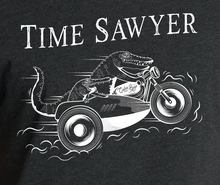 "Load image into Gallery viewer, Time Sawyer ""Gator Boys"" - Short Sleeve T-Shirt [Made in USA]"