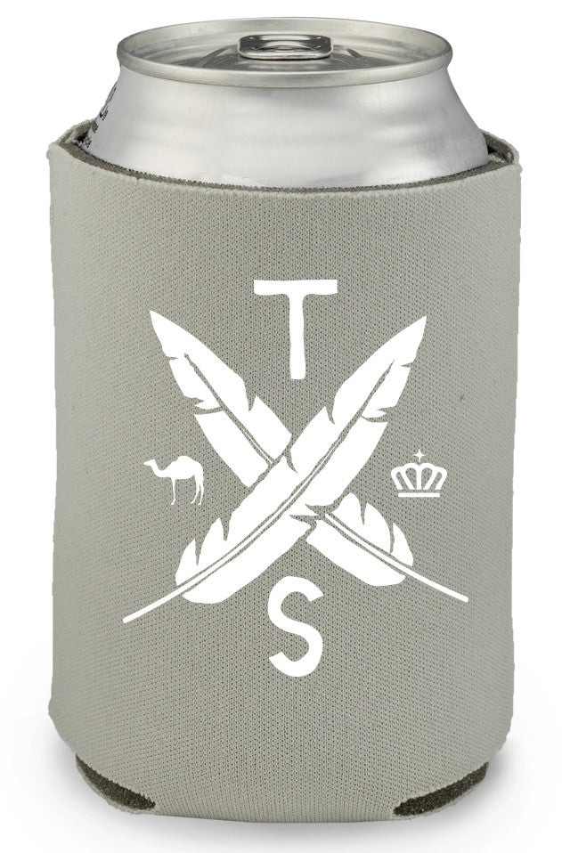 """Feather"" koozie"