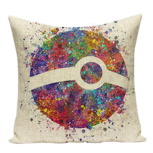 Load image into Gallery viewer, Nerdy Pillow Cover