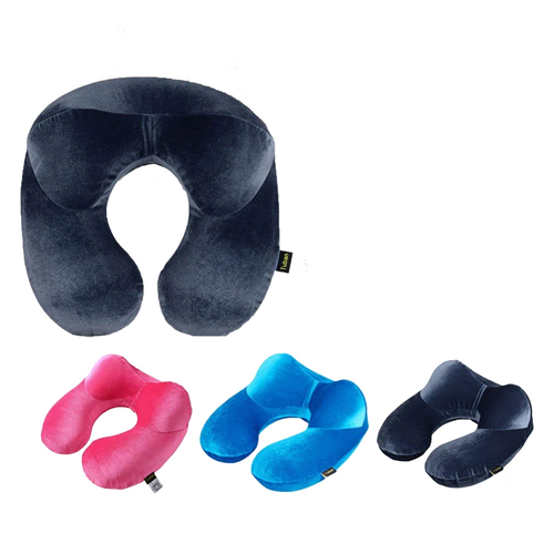 Inflatable Neck Saving Pillow