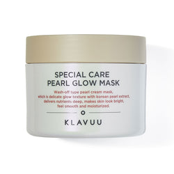 Klavuu Special Care Glow Mask