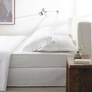 Bed Skirt Falda New Colors Blanco
