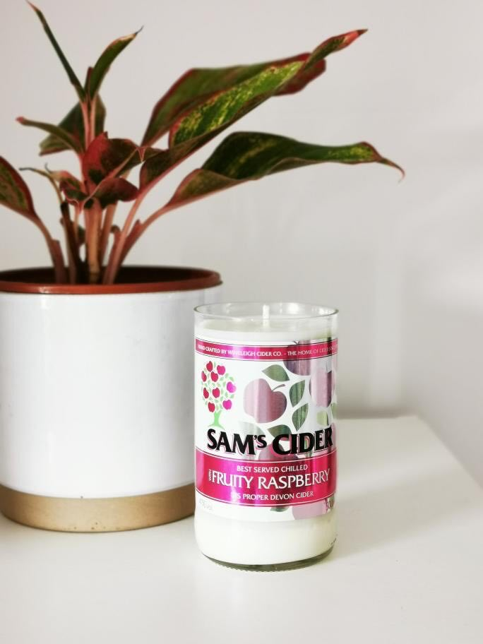 Sam's Cider Candles