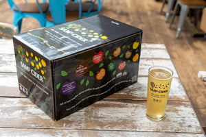 Sam's Traditional Autumn Devon Scrumpy (20L Box) 7.5% ABV