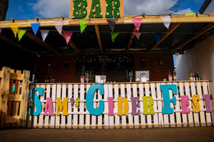Sam's Cider Summer Festival 15th August 2020