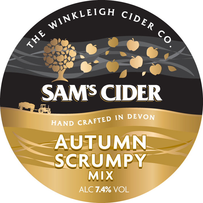 Autumn Mix Scrumpy