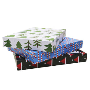 Traditional Christmas Gift Box