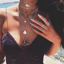 Load image into Gallery viewer, 19 Style Boho Necklaces Bohemian Choker