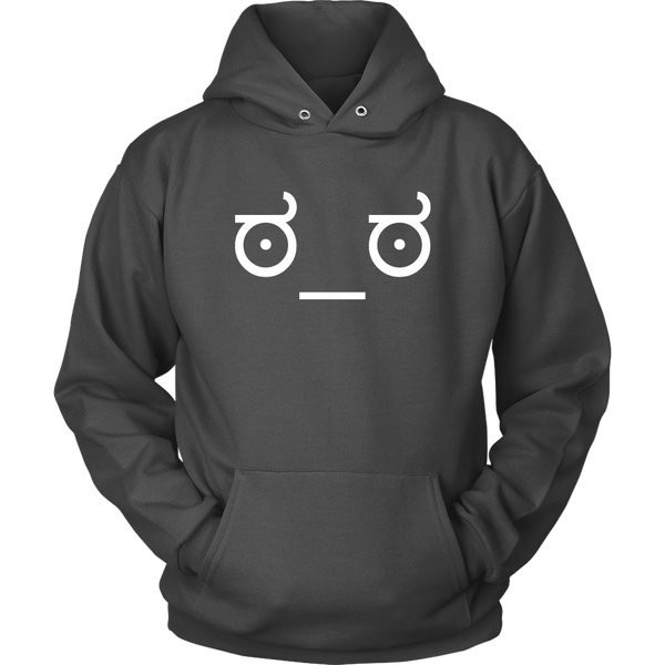 Face Of Disappointment Hoodie
